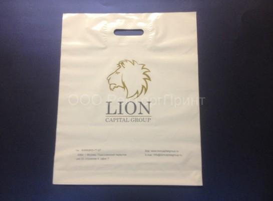 Пакеты пвх печать логотипа