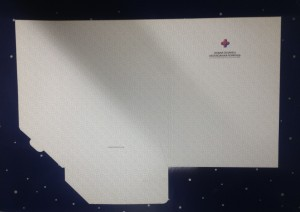 Фирменные папки с логотипом
