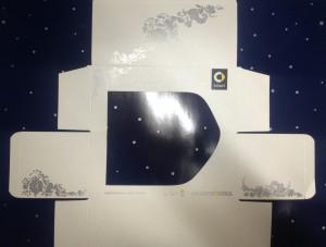 Коробки с логотипом компании
