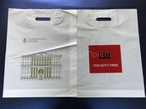 Производство пакетов с логотипом