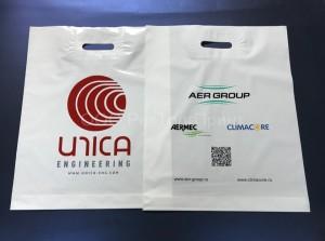 Полноцветная печать на пакетах