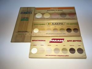 Печать на деревянных плашках