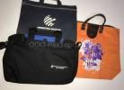 Изготовленные нами фирменные сумки
