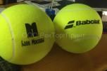 Печать логотипов на теннисных мячах